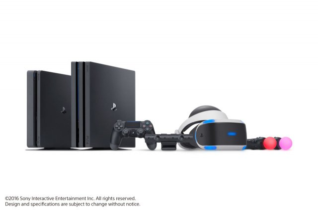 Playstation 4 Pro - Immagine 3