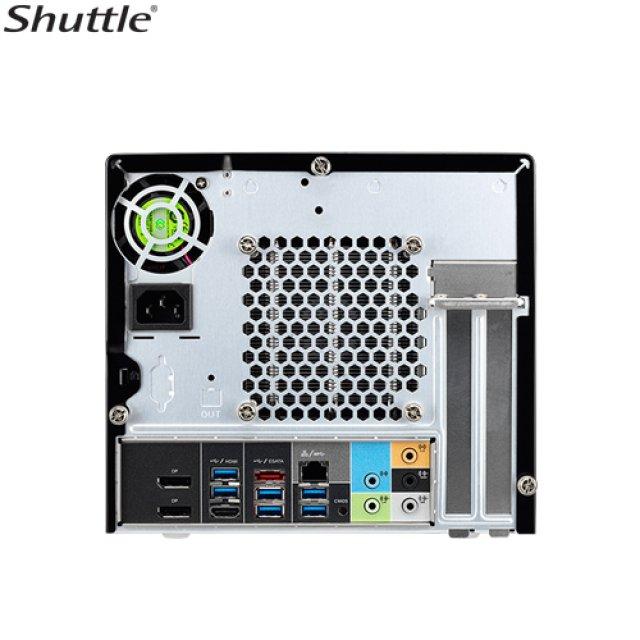 Shuttle Barebone SZ170R8 - Immagine 2