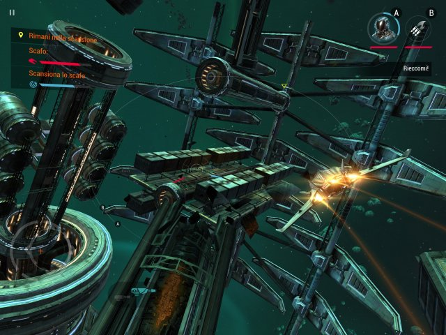 Galaxy on Fire 3: Manticore - Immagine 1