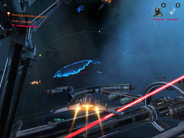 Galaxy on Fire 3: Manticore - Immagine 4
