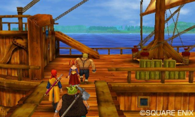Dragon Quest VIII: L'Odissea del Re Maledetto - Immagine 2