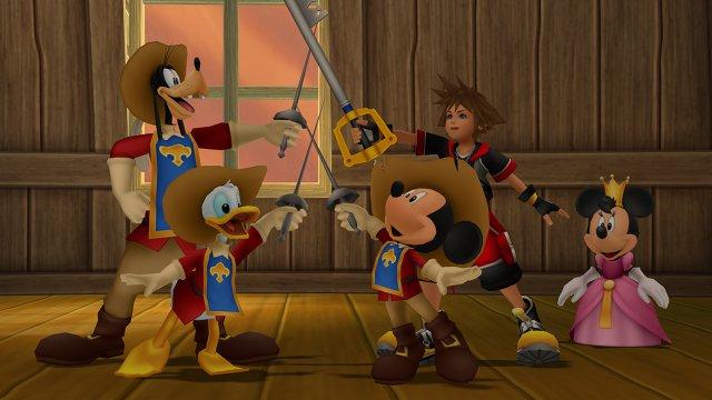 Kingdom Hearts HD 2.8: Final Chapter Prologue - Immagine 1