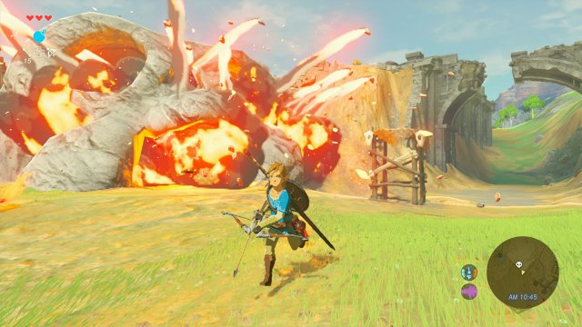 The Legend of Zelda: Breath of the Wild - Immagine 3