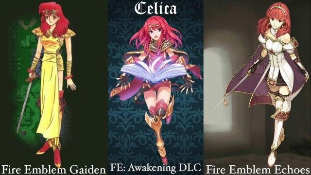 Fire Emblem Echoes: Shadows of Valentia - Immagine 4