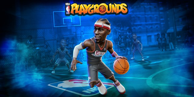 NBA Playgrounds - Immagine 1