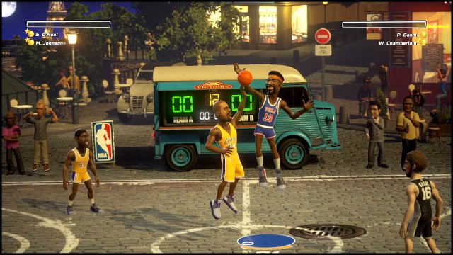 NBA Playgrounds - Immagine 3
