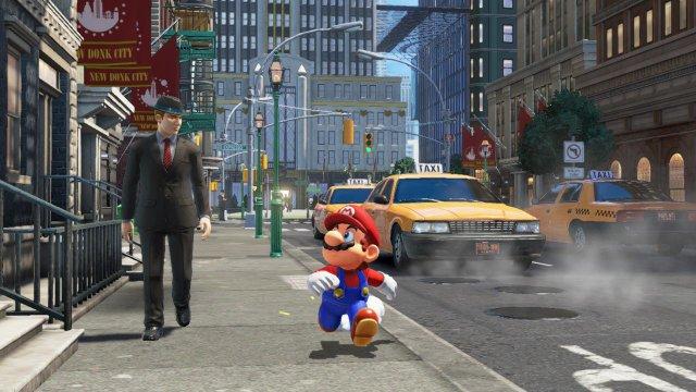 Super Mario Odyssey - Immagine 1