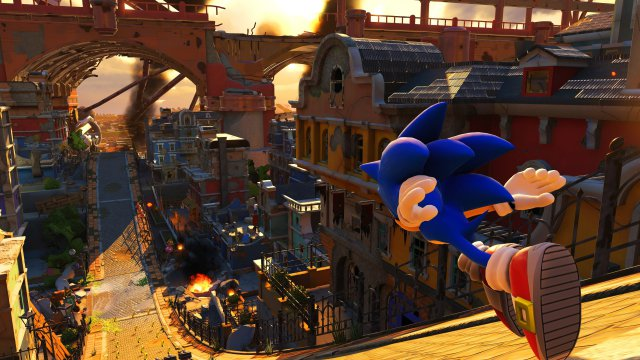Sonic Forces - Immagine 2