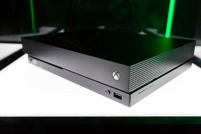 Xbox One X - Immagine 3