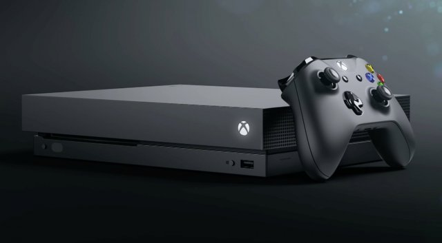 Xbox One X - Immagine 4