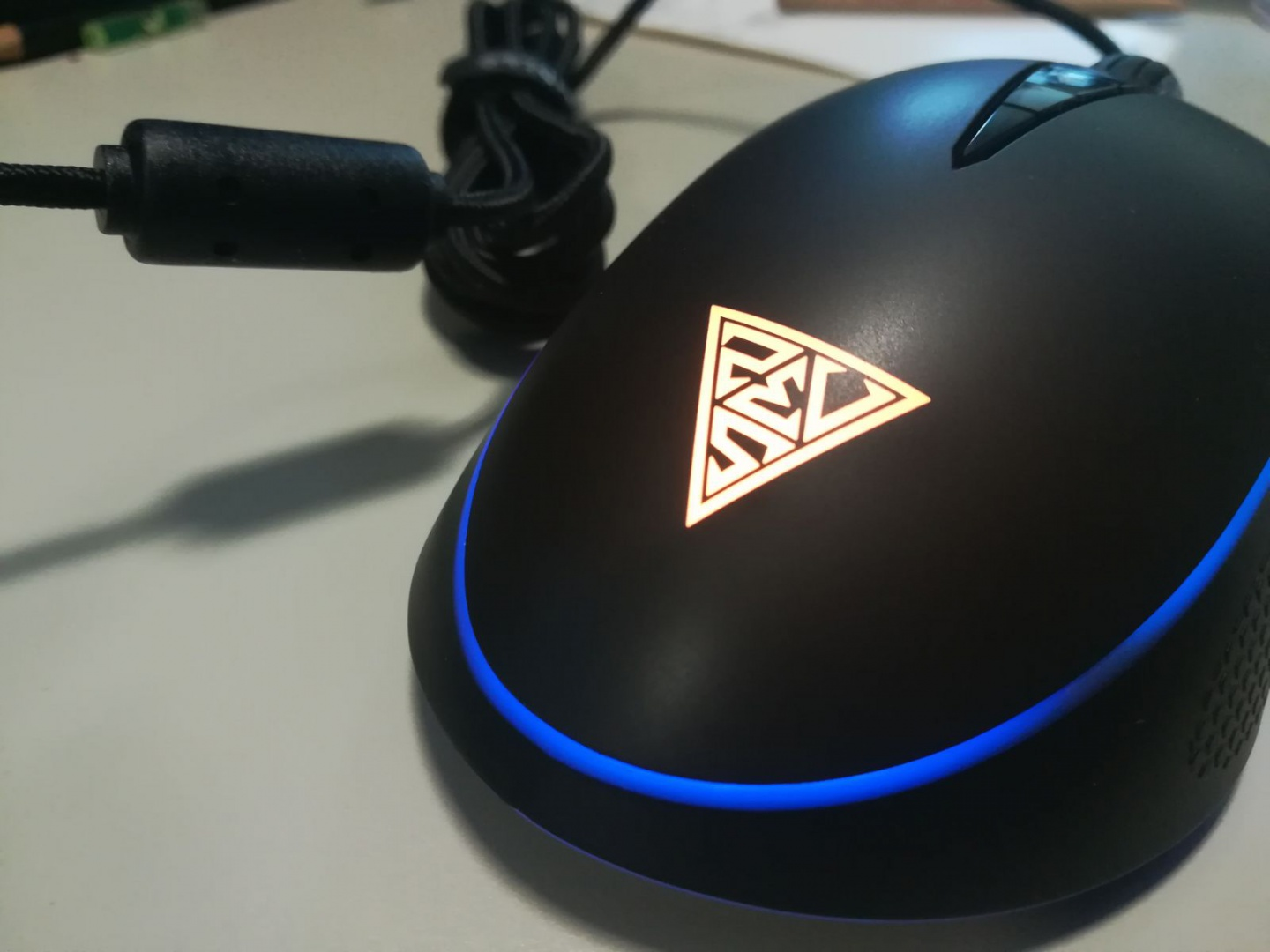 Gamdias Zeus P1 Pc Speciale Gamesurfit Mouse Immagine 2