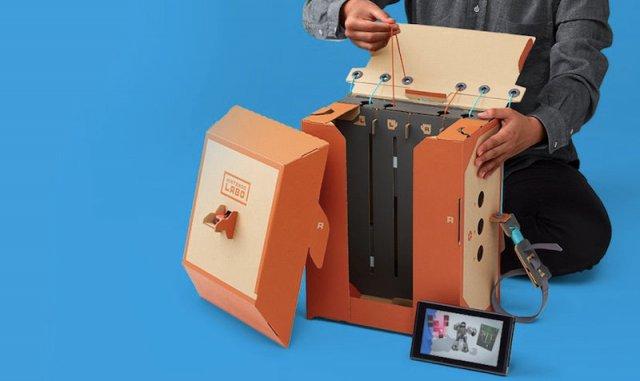 Nintendo LABO - Immagine 3