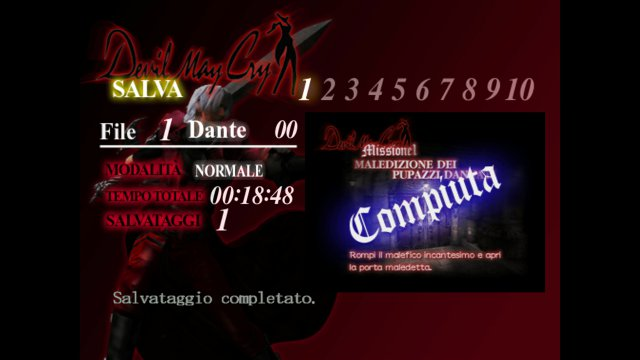 Devil May Cry HD Collection - Immagine 1