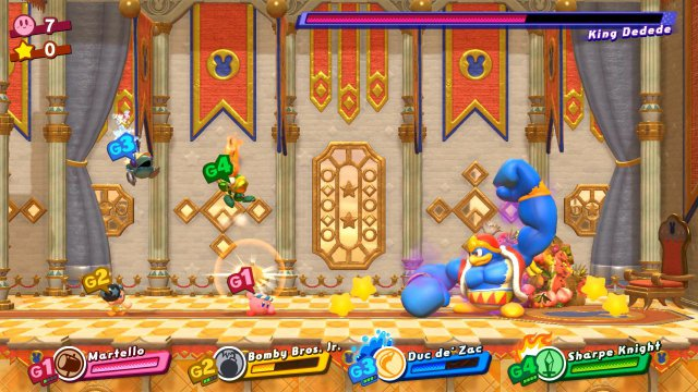 Kirby Star Allies - Immagine 1