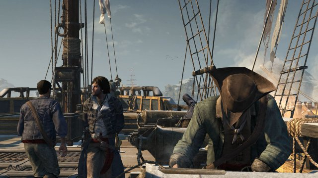 Assassin's Creed Rogue Remastered - Immagine 1