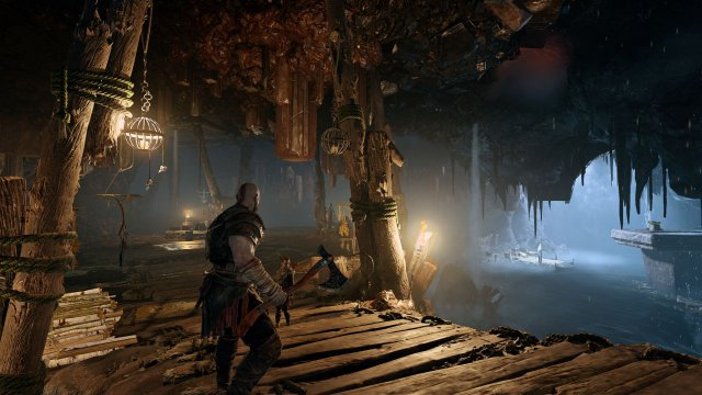 God Of War (PS4) - Immagine 1