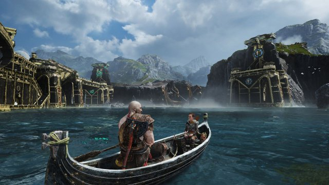 God Of War (PS4) - Immagine 3
