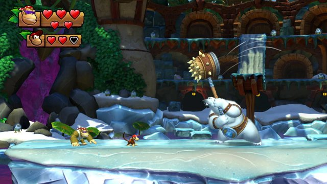 Donkey Kong Country: Tropical Freeze - Immagine 4