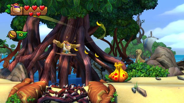 Donkey Kong Country: Tropical Freeze - Immagine 5