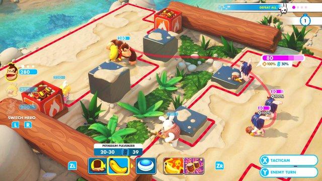 Mario + Rabbids: Kingdom Battle - Immagine 1