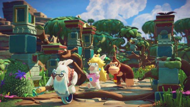 Mario + Rabbids: Kingdom Battle - Immagine 3