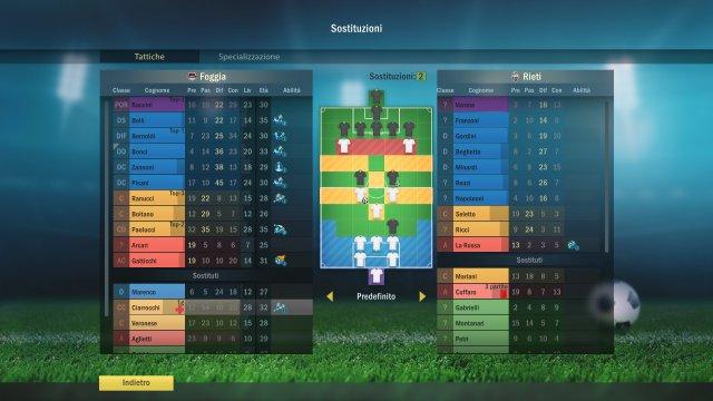 Football Tactics & Glory - Immagine 1