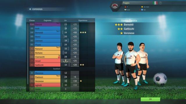 Football Tactics & Glory - Immagine 2