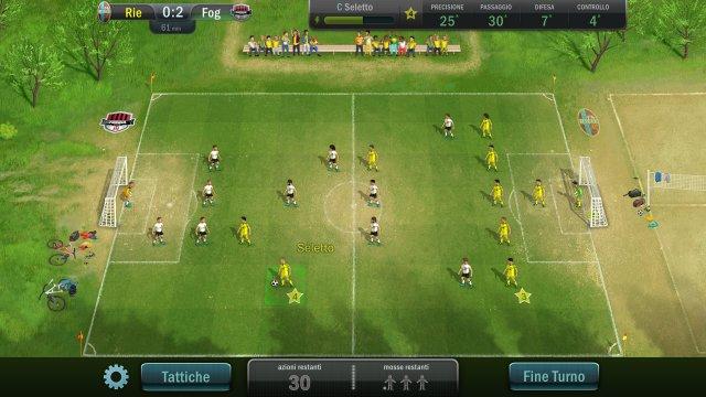 Football Tactics & Glory - Immagine 3