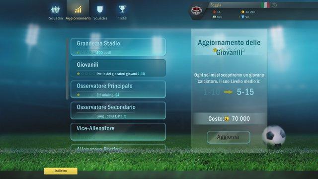 Football Tactics & Glory - Immagine 4