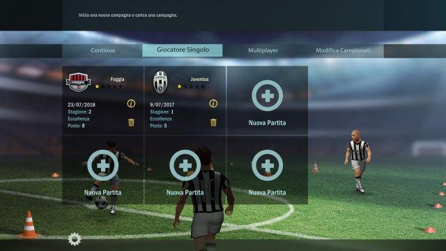 Football Tactics & Glory - Immagine 6