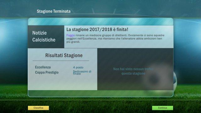 Football Tactics & Glory - Immagine 7