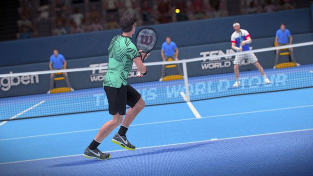 Tennis World Tour - Immagine 1