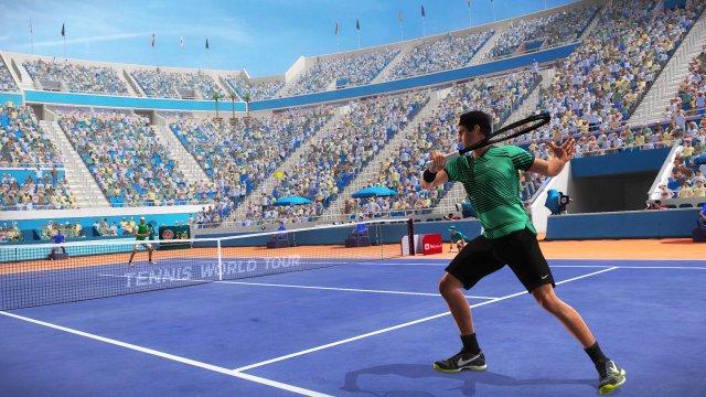 Tennis World Tour - Immagine 3