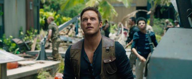 Jurassic World: Il Regno Distrutto - Immagine 2