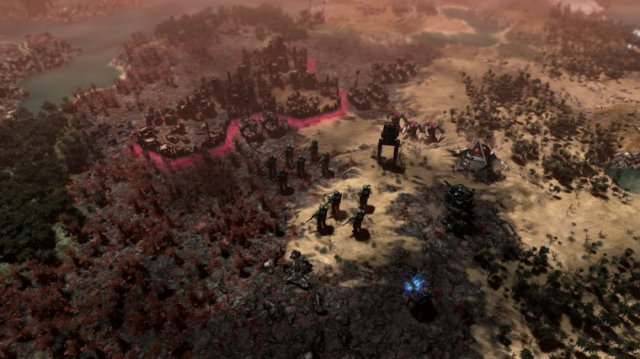 Warhammer 40,000: Gladius - Relics of War - Immagine 1