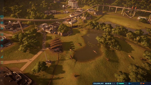 Jurassic World Evolution - Immagine 1