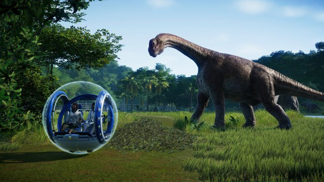 Jurassic World Evolution - Immagine 2