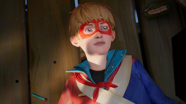 The Awesome Adventures of Captain Spirit - Immagine 4