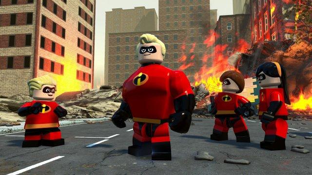 LEGO Gli Incredibili - Immagine 1