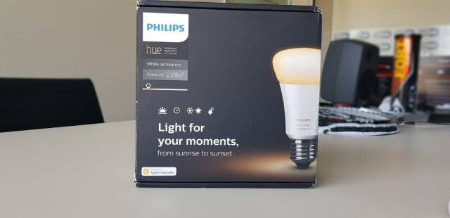 Philips Home Kit White Ambience - Immagine 1
