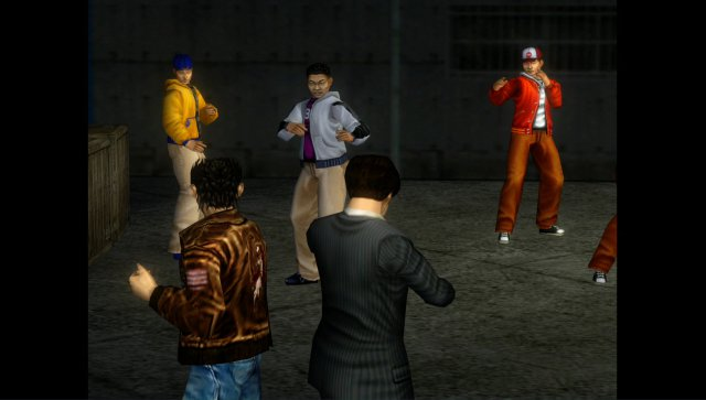 Shenmue I & II HD Remaster - Immagine 2