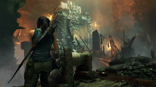 Shadow Of The Tomb Raider - Immagine 2