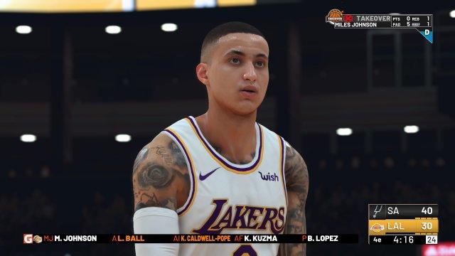 NBA 2K19 - Immagine 2