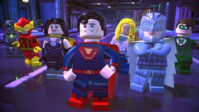 LEGO DC Super-villains - Immagine 1