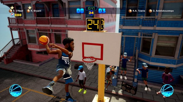 NBA 2K Playgrounds 2 - Immagine 1