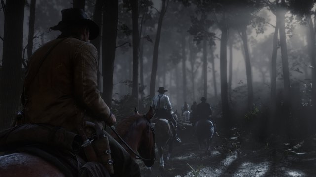 Red Dead Redemption 2 - Immagine 5