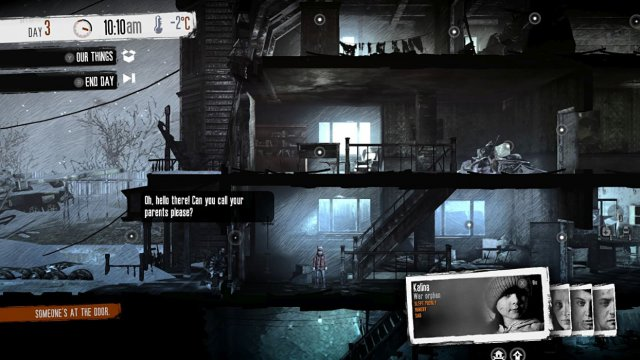 This War of Mine: The Little Ones - Immagine 1