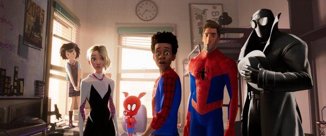 Spiderman: Un nuovo universo - Immagine 1