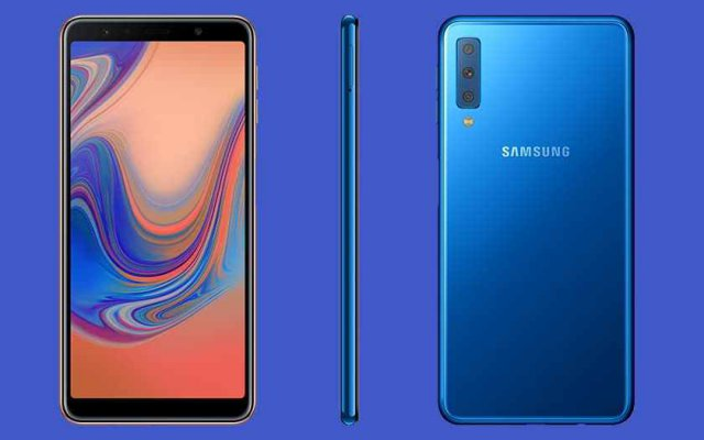 Samsung A7 - Immagine 1