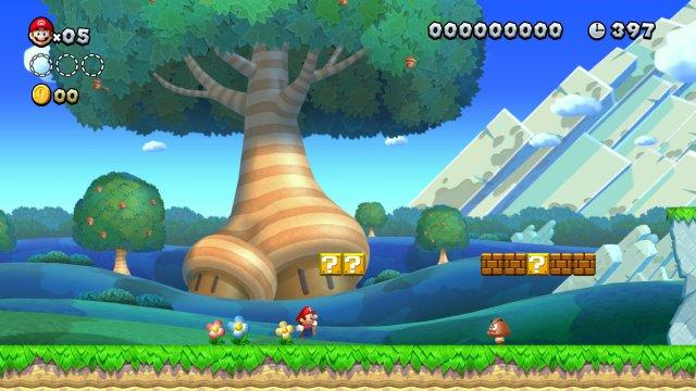 New Super Mario Bros. U Deluxe - Immagine 1